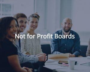 non profit board