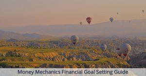 Money Mechanics Goal Setting
